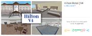 Hilton Hotels Under Review