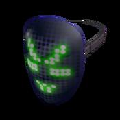 Digital Shock Artist - Mask