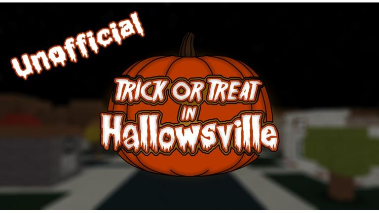 Trick Or Treat In Hallowsville Roblox Wikia Fandom