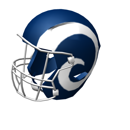 Los Angeles Rams Helmet Roblox Wikia Fandom Powered By Wikia