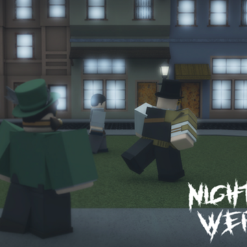 Roblox Game Night - Night Of The Werewolf Roblox Wikia Fandom