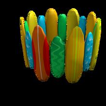 RobloTim's Triple Crown of Surfing
