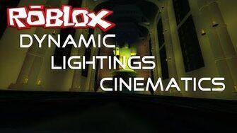 Roblox - Dynamic Lightings Cinematics (Top 10 Winner!!!)