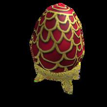 Red Fabergé Egg
