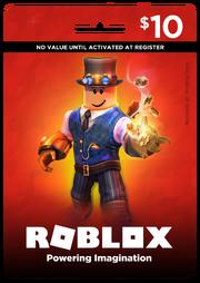 Roblox Card 10 2018
