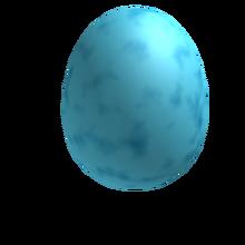 Stationary Egg of Boring