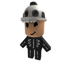 BLOXikin -01 Skeleton Builderman