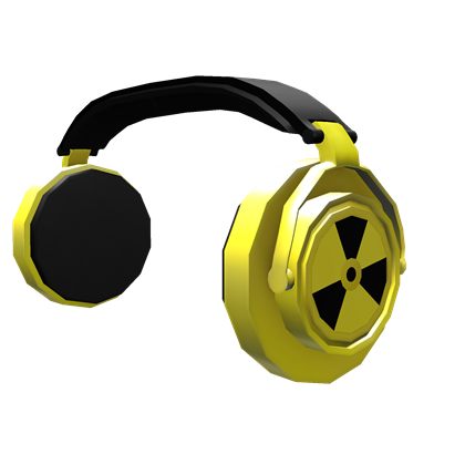 Fallout Hazard Headphones Roblox Wikia Fandom Powered By Wikia