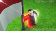 The 5th anniversary united roblox of indonesia by zhzintgfx-dadto0q