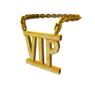 Golden VIP Necklace
