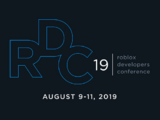 Roblox Developers Conference 2019