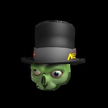 Hallows' Eve Zombie Mask