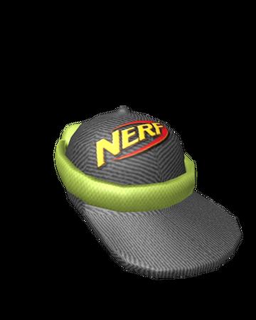 Nerf Cap And Goggles Roblox Wikia Fandom