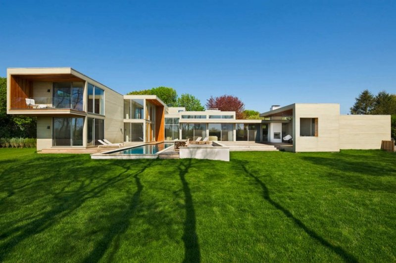 Big modern house with agricultural reserve views jpg