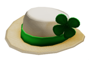 Celtic Clover Hat 2017
