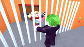 Save Harley Quinn from Prison