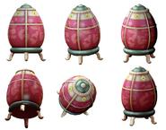 Unused Dragonborn Fabergégg 2