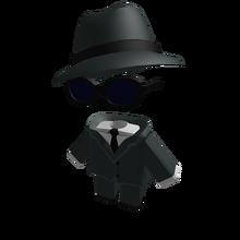 BLOXikin -30 InvisibleMan