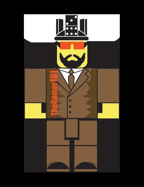 Roblox Player Thegamer101