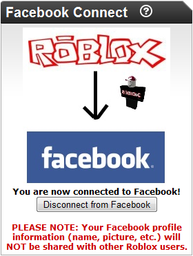Connecting your account to Facebook | Roblox Wikia | FANDOM powered