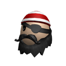 The Pirate Egg Hat
