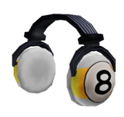 9 Ball Headphones