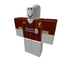 Liverpool FC Virgil's Jersey