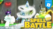 Spell Battle Event