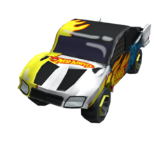 Hot Wheels Jump Truck 1