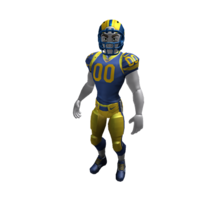 Los Angeles Rams Uniform