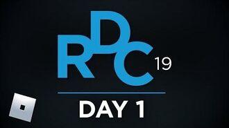 RDC 2019 Live Stream (Day 1) - Opening Ceremony Keynote Speakers