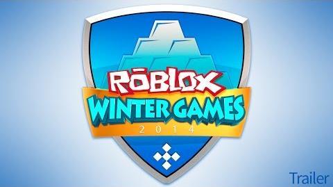 Roblox 2014 Winter Games Roblox Wikia Fandom