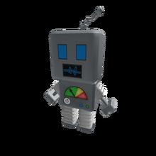 BLOXikin -29 Hallo-bot