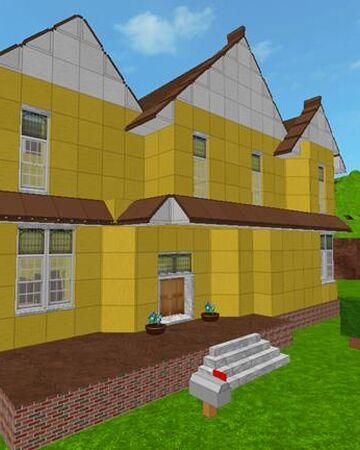 Classic Happy Home In Robloxia Roblox Wikia Fandom