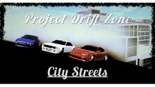 Project Drift Zone City Street Thumbnail