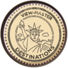 Viewmaster Statue of Liberty Found
