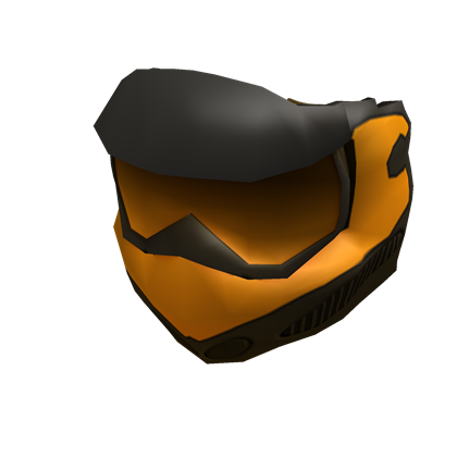 Halloween 2011 Fearless Paintball Mask Roblox Wikia Fandom
