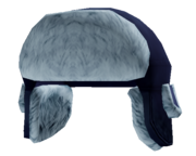 Midnight Blue Snow Cap