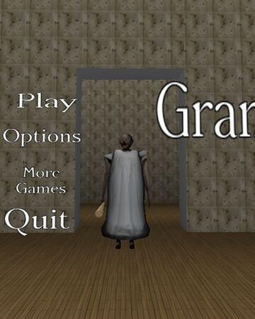 Granny Game Roblox Guide Granny The Horror Game Roblox Wikia Fandom