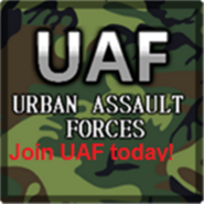 Urban Assault Forces Classic Logo