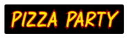 Pizza Party Event Icon