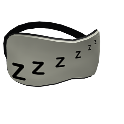 Sleeping Mask Roblox Wikia Fandom Powered By Wikia - roblox mask codes