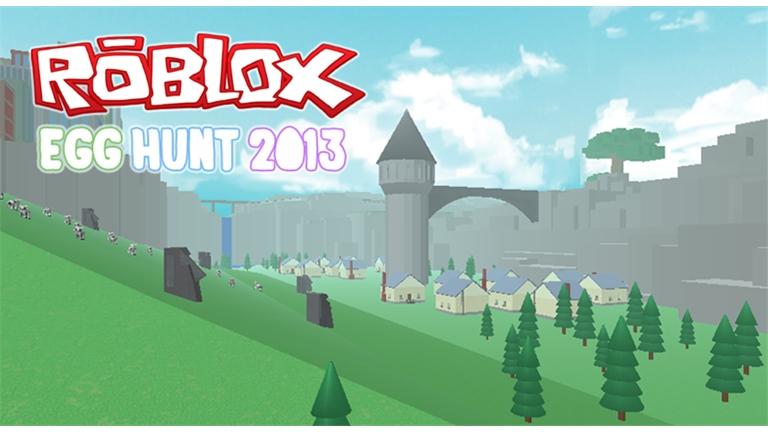 Roblox Easter Egg Hunt 2013 Roblox Wikia Fandom