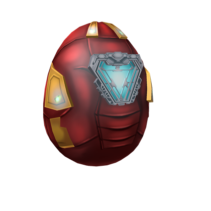 Iron Man Egg Roblox Wikia Fandom
