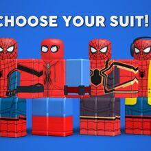 Spider Man Homecoming Roblox Wikia Fandom
