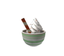 Barista Cup Topper