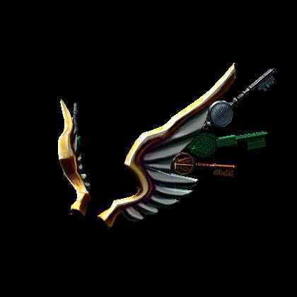 Golden Wings Of The Pathfinder Roblox Wikia Fandom