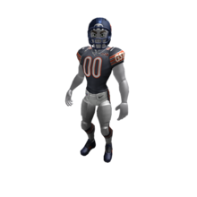 Chicago Bears Uniform