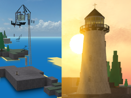 roblox how to add a image into pilgram island reborn