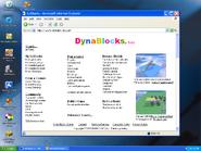 Dynablocks Website